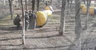 Выездной пейнтбол 7