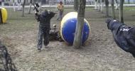 Выездной пейнтбол 9