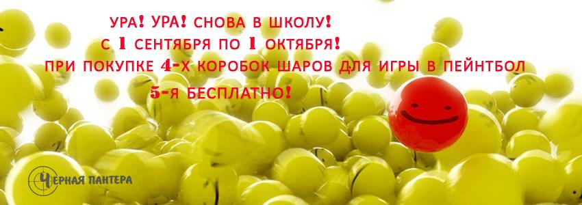 шары для пейнтбола бесплатно
